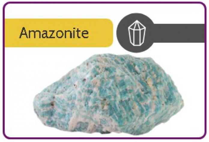 Amazonit Taşı ve Özellikleri