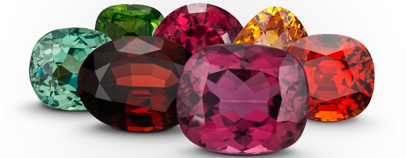 Garnet Grubu Taşları